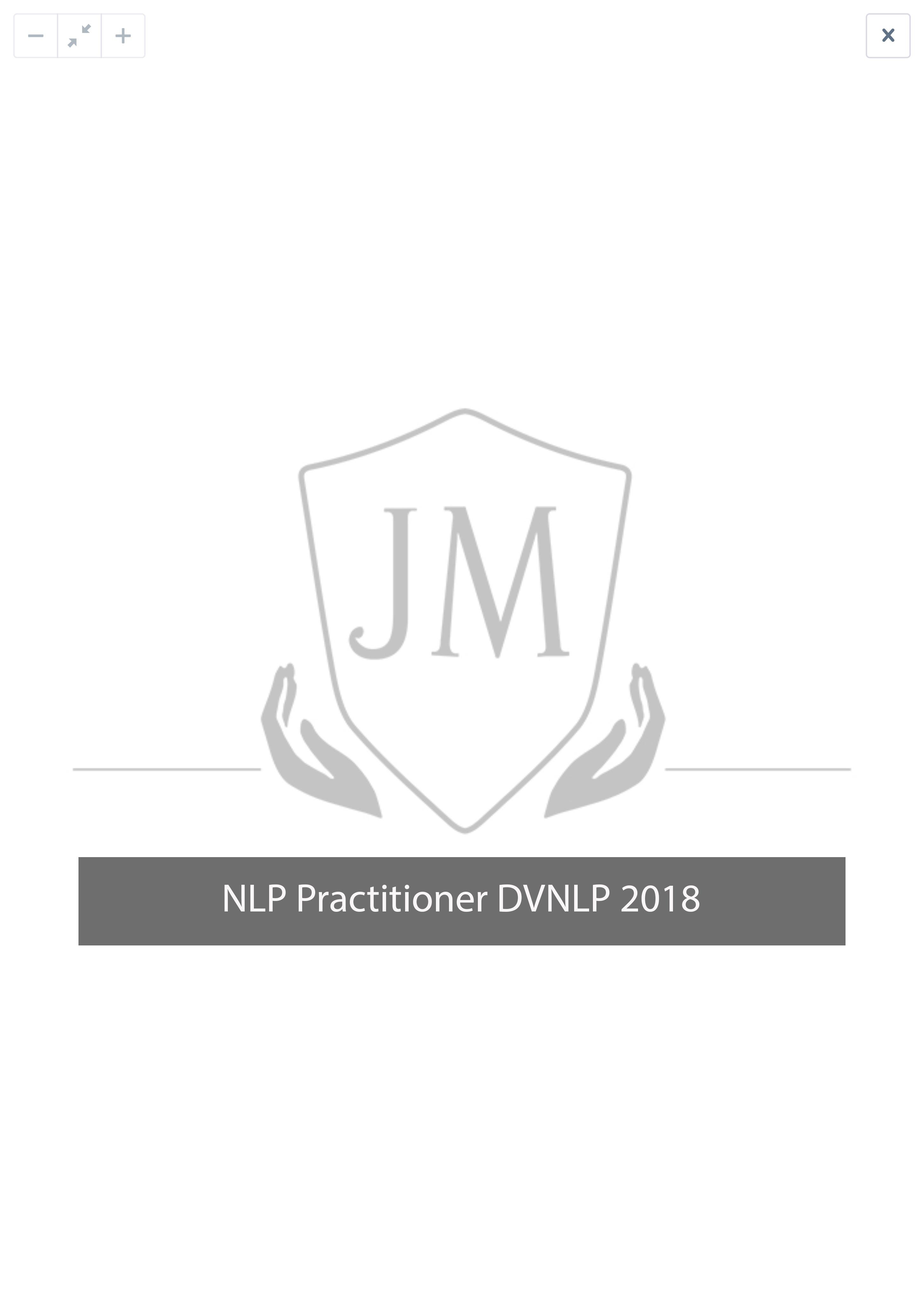 NLP Practitioner, DVNLP, NLP, | Jesper Mewes Akademie
